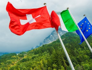 Rhiag was No. 1 and No. 2 in Italy and Switzerland with 15 percent and 9 percent aftermarket shares, respectively, according to LKQ. (welcomia/iStock/Thinkstock)