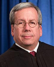 Ohio Supreme Court Justice William O'Neill dissented in Dillon v. Farmers. (Provided by Ohio Supreme Court)