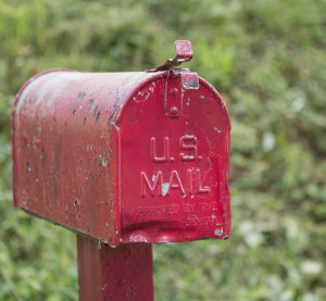 This is charming Americana, but it is not the safest place for checks to be sent.  (eMeLaR/iStock/Thinkstock)