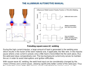 The arc welding chapter of the 2016 Aluminum Joining Manual was announced Feb. 17, 2016. (Provided by European Aluminium Association)