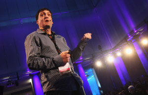 Dan Ariely attends the Digital Life Design (DLD) conference on Jan. 25, 2009 in Munich, Germany. (Sean Gallup/Getty Images News for Burda Media/Thinkstock)