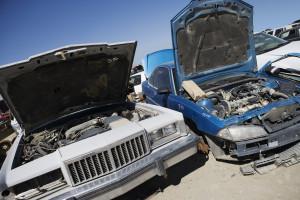 LKQ now targets newer-model salvage vehicles. (moodboard/moodboard/Thinkstock)