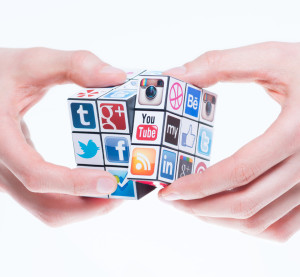 Social media puzzle concept art. (Anatolii Babii/iStock Editorial/Thinkstock)