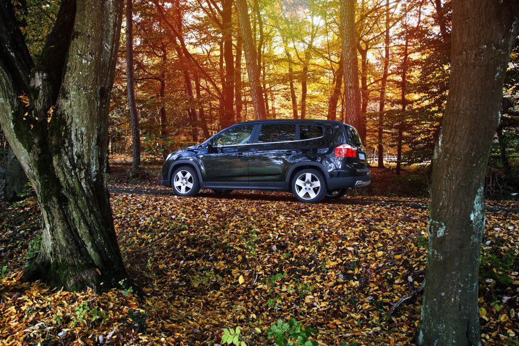 The 2012 Chevrolet Orlando. (Provided by Chevrolet/Copyright General Motors)