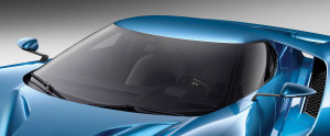 Pittsburgh Glass Works was the Tier 1 supplier for the Ford GT supercar, which features Ford-Corning Gorilla Glass windshields, according to glassBYTES and PGW. (Provided by Ford)