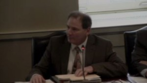 House Bill 1258 sponsor and former body shop owner Richard Impallaria, R-Baltimore and Hartford counties, sponsored a bill curtailing aftermarket parts. (Screenshot from Maryland House video)