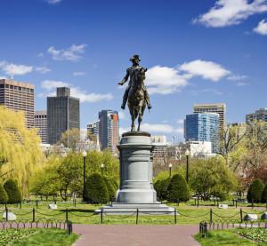 Boston Public Garden. (Sean Pavone/iStock/Thinkstock)