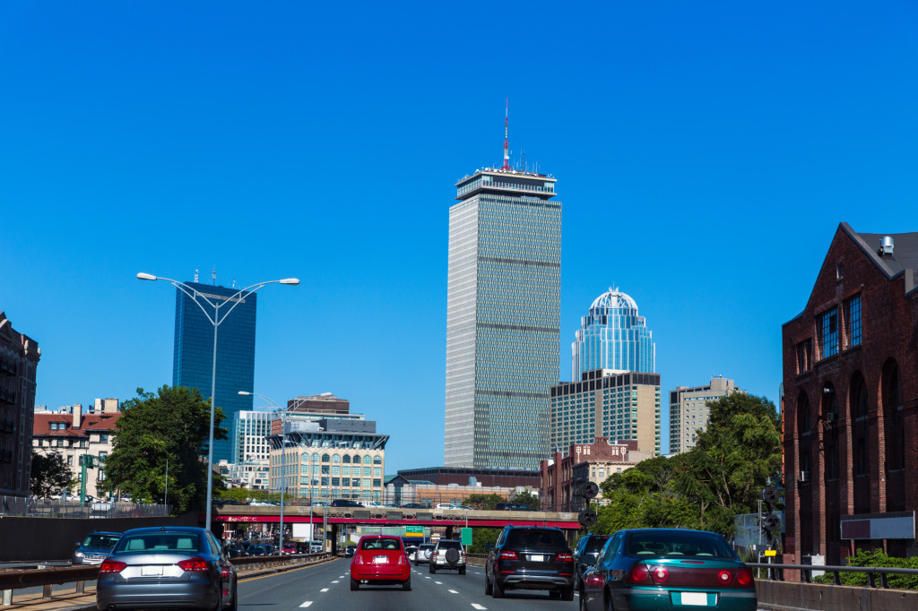 Boston traffic. (LUNAMARINA/iStock)