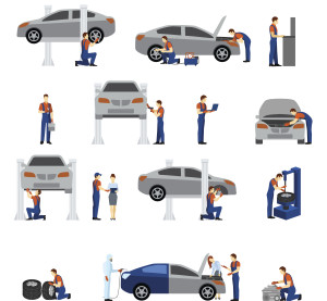 Because of the influence insurers have on which collision repairers get their customers' business, states have passed laws spelling out that customers must understand they can patronize whomever they want. (Askold Romanov/iStock/Thinkstock)