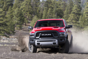 The 2016 Ram 1500 Rebel Crew Cab is pictured. (Provided by FCA)