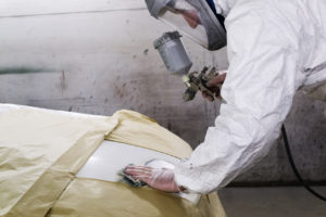 Though it's sadly by no means a sure thing, a nationwide survey of shops revealed most major insurers lean towards paying collision repairers for several common refinishing procedures. (Mypurgatoryyears/istock)