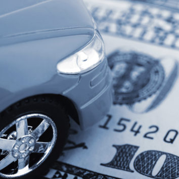 This $100 bill road seems to lack potholes. (Aslan Alphan/iStock)