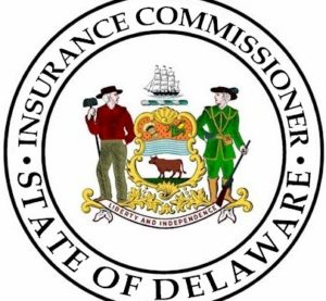 The seal of the Delaware insurance commissioner's office. (Provided by Delaware Department of Insurance)