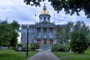 The New Hampshire Capitol is shown. (fotoguy22/iStock)