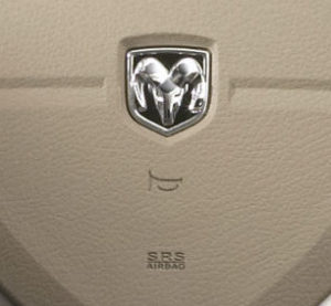 The 2008 Dodge Grand Caravan has multistage airbags. (Provided by FCA)