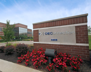 The OEConnection corporate headquarters in Ohio. (Provided by OEConnection)