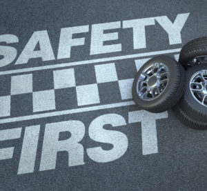 It's easy to be safe in a workplace with only four tires. (Franck-Boston/iStock)