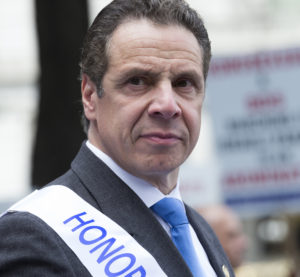 Democratic New York Gov. Andrew Cuomo attends the Celebrate Israel Parade on May 31, 2015, in Manhattan. (scarletsails/iStock file)
