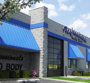 The Duncansville, Pa., branch of Professionals Auto Body is shown. (Provided by Ron Peretta/Professionals Auto Body)
