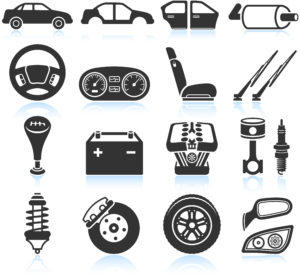 Car parts. If you didn't know that, you're probably not our target audience. (Alex Belomlinsky/iStock)