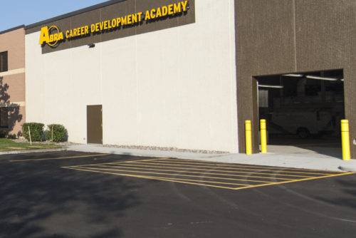 ABRA's SpringBoard Career Development Academy opened July 18, 2016. (Provided by ABRA)