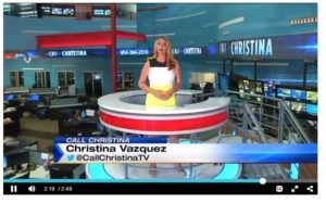 """WPLG's """"Call Christina"""" recently educated readers and viewers in how insurers won't necessarily put new parts on a leased vehicle. (Screenshot from WPLG video on www.local10.com)"""