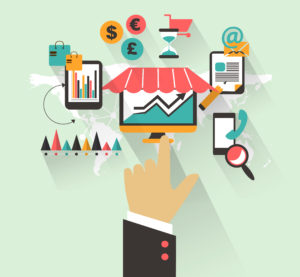 Technology can cut down small-business expenses. (zlomari/iStock)