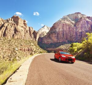 A Utah roadway. (YinYang/iStock)