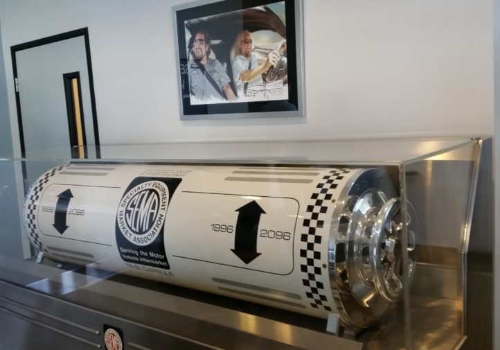 Photos from the SCRS SEMA Garage tour. This is a SEMA time capsule. (John Huetter/Repairer Driven News)