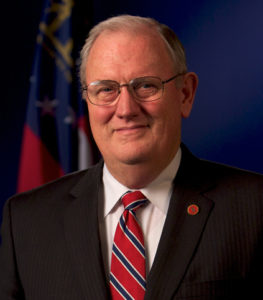 Republican Georgia Insurance Commissioner Ralph Hudgens. (Provided by Office of Insurance and Fire Safety Commissioner.)