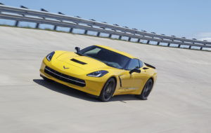 The 2016 Corvette Stingray C7 has 21 body panels made up of TCA Ultra Lite from Continental Structural Plastics. (Provided by Chevrolet/Copyright General Motors)