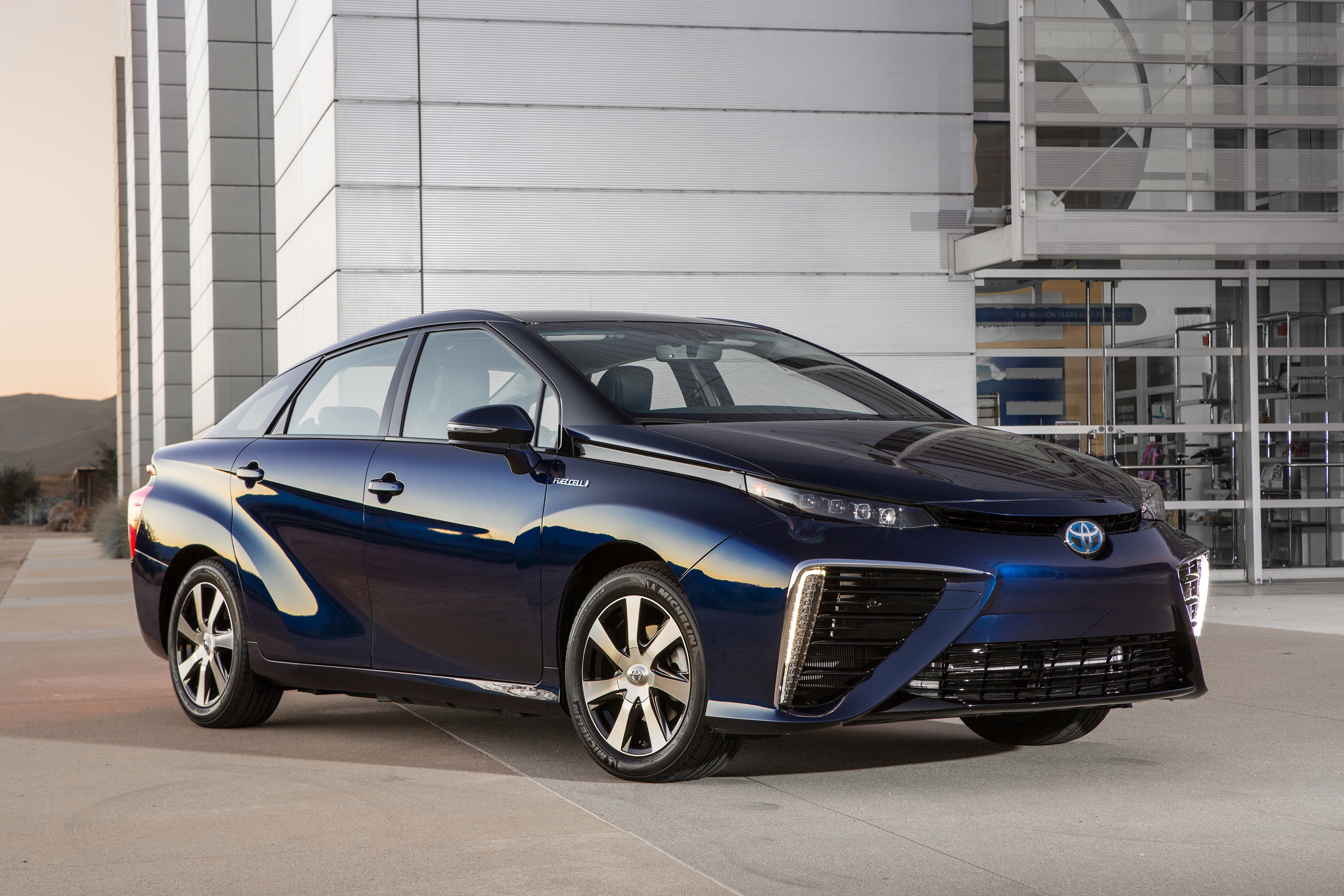 But The Mirai And Fcvs Like It Might Not Be A Local Anomaly For Long Toyota Alternative Fuel Compeor Tesla Has Made Its Patents Available To