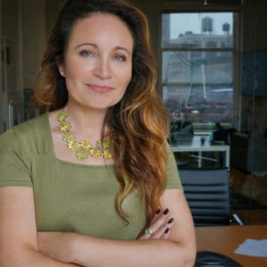 ABRA announced Monday it had named ride-sharing executive Ann Fandozzi as its new CEO. (Provided by ABRA)