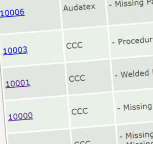 The Database Enhancement Gateway's 10,000th inquiry is shown in this screenshot. (Screenshot from www.degweb.org)