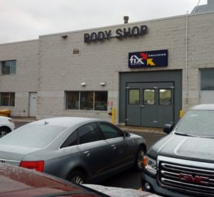 The Automotive Industries Association of Canada, the trade group which launched I-CAR Canada, announced Friday that it had recognized the first collision repairer in the country under its new accreditation program. Fix Auto North Bay was No. 1. (Provided by Automotive Industries Association)