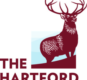 The Hartford's logo. (Provided by the Hartford)