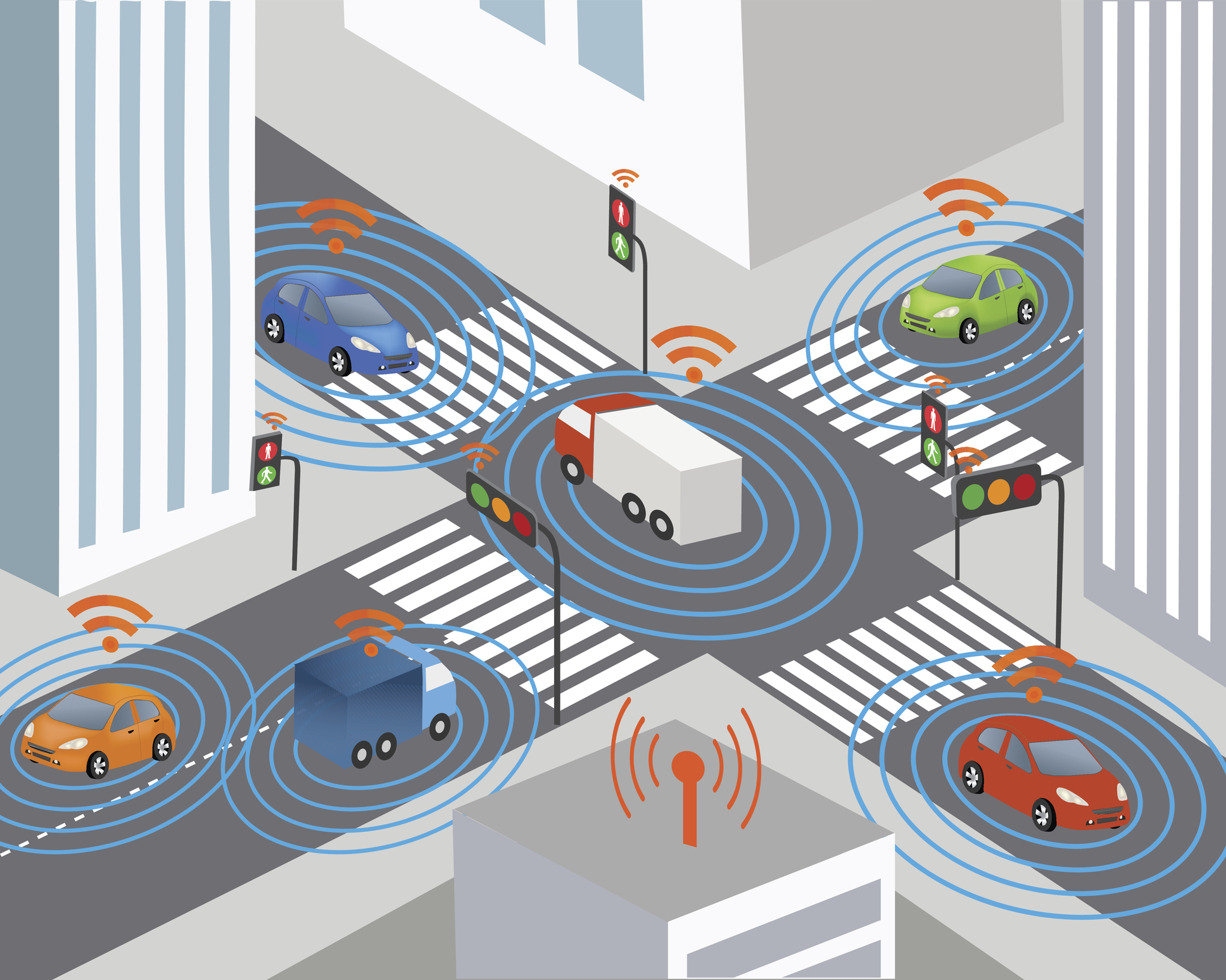 Business Applications For Self Driving Cars