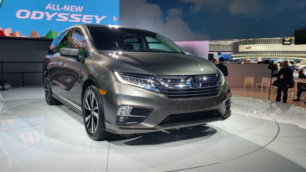 2017 Honda Odyssey Configurations >> 2018 Odyssey Uses Steel Magnesium Aluminum Body Combo 95 Likely To