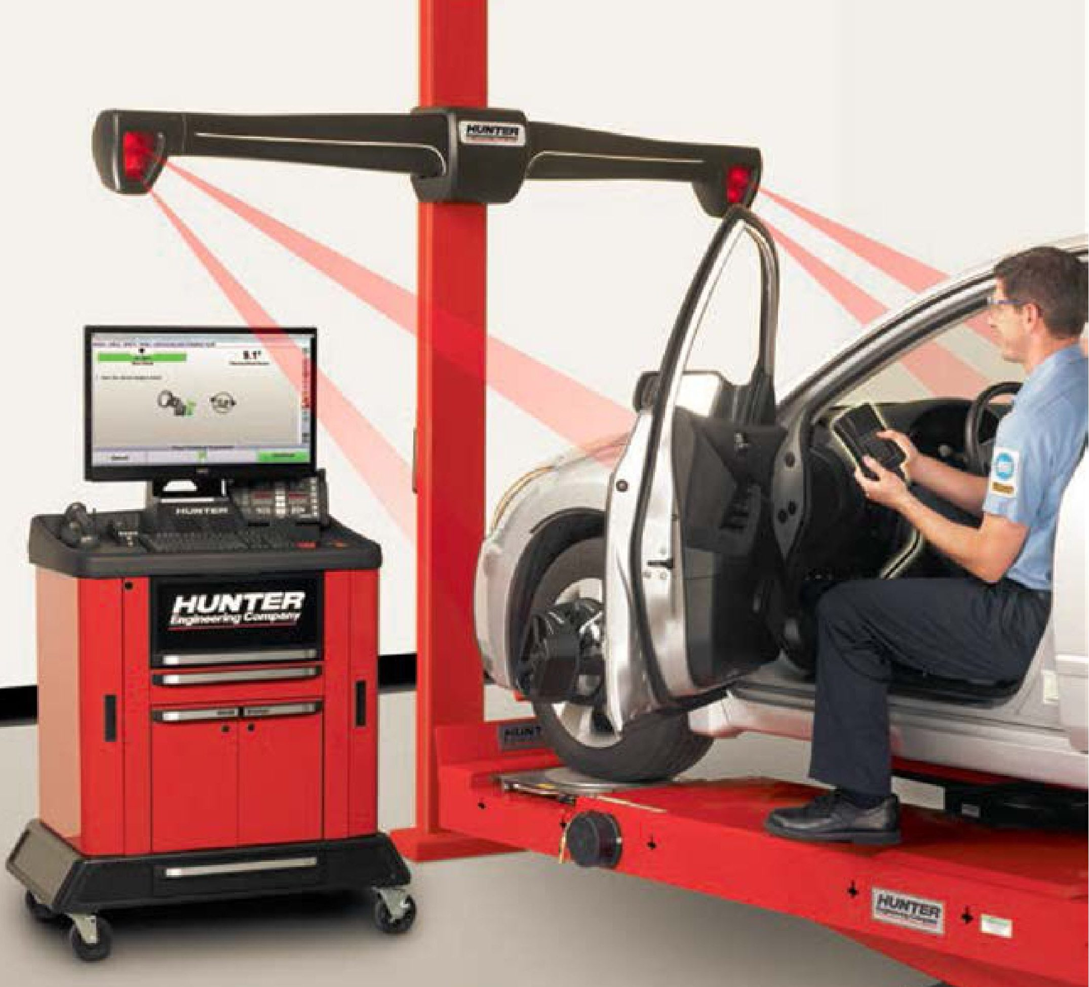 How an aftermarket calibration solution might work, and some
