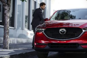 Mazda's slick new 'Soul Red Crystal' color might be trickier
