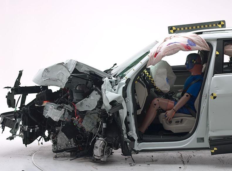 Volkswagen's brand-new unibody midsize SUV Atlas has