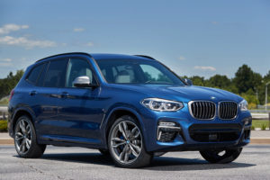 Bmw Offers Details On Exterior Body Of 2018 X3 Car Is 121