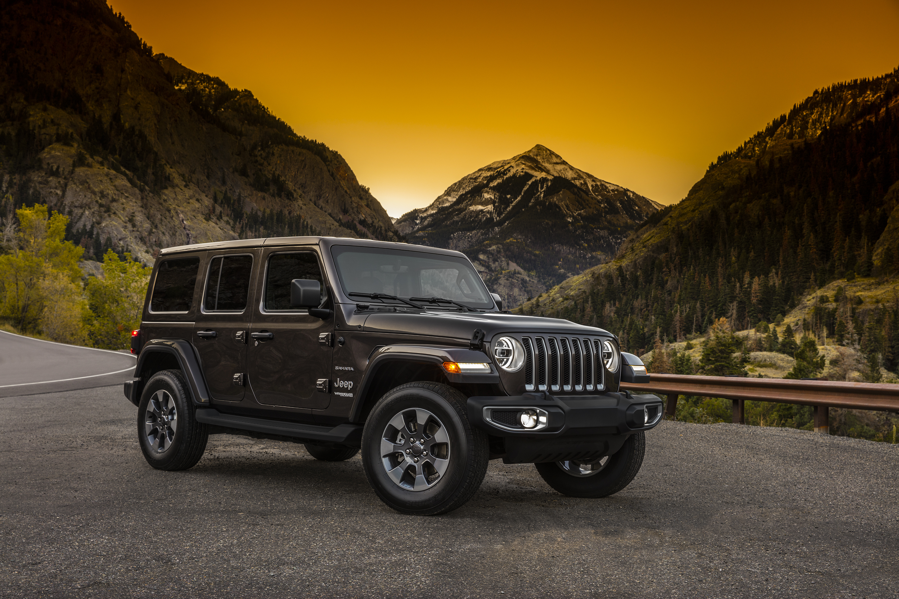 2018 Jeep Wrangler: Redesign, Aluminum Elements, Engines >> 2018 Jeep Wrangler 100 Pounds Lighter Uses Steel Aluminum