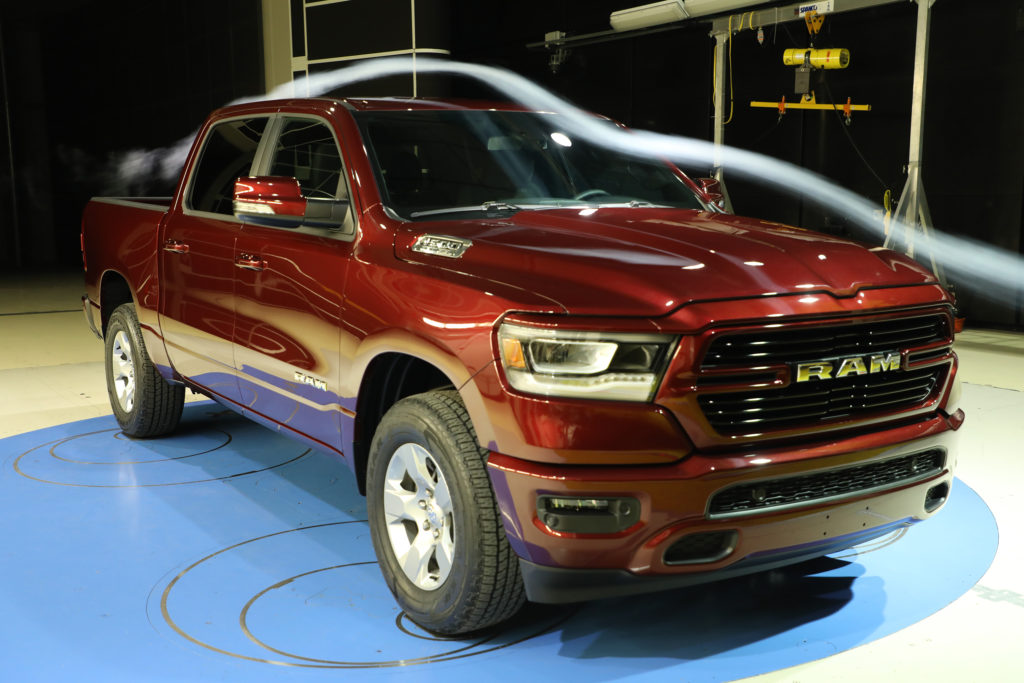 Auto Body Shops >> Auto body shops should watch for standard active air dam, grille shutters in 2019 Ram 1500 ...