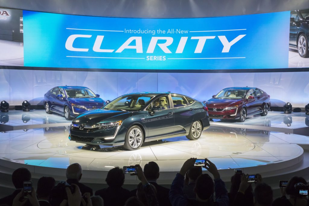 Honda Highly Recommends Dealership Inspection Of Clarity Battery