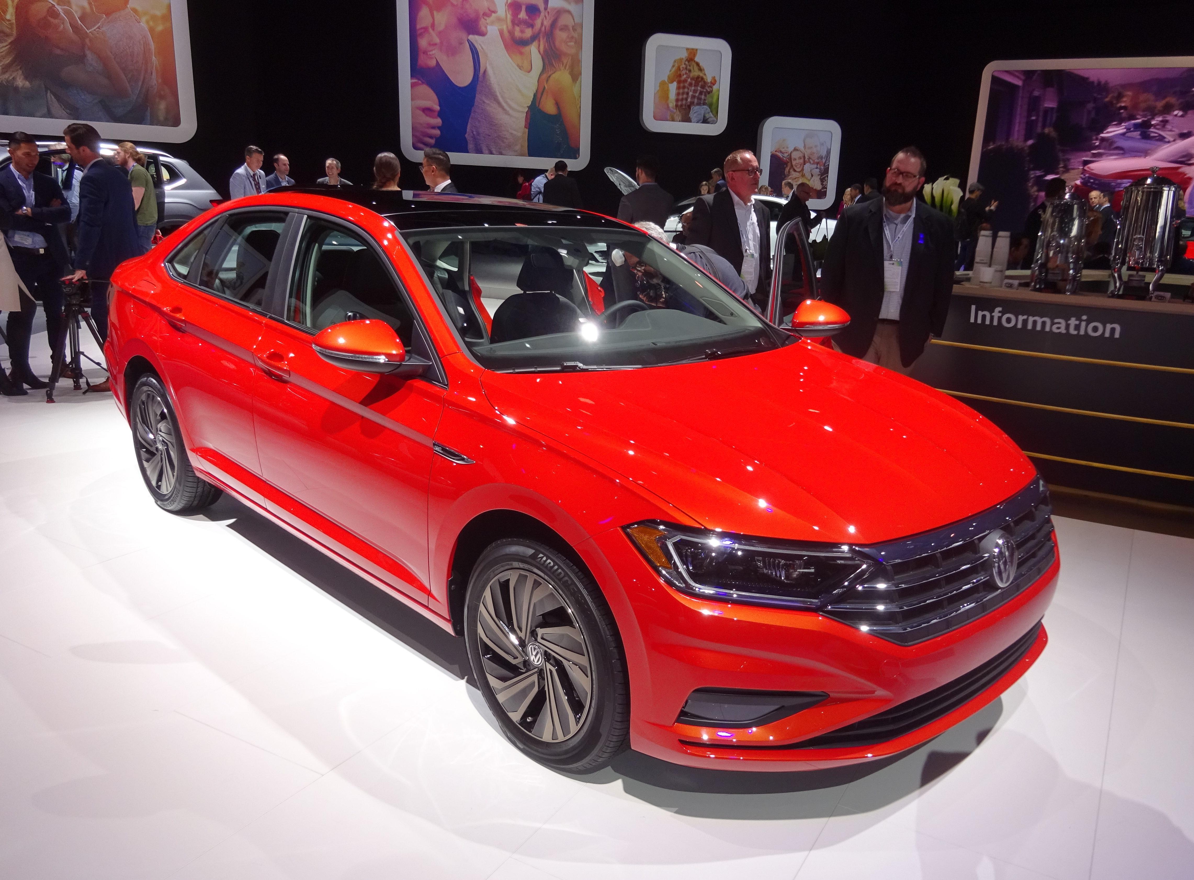 2019 Volkswagen Jetta 47% ultra high-strength steel | Repairer Driven News