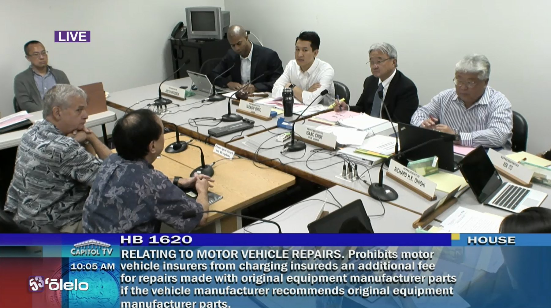 Ins  Commissioner Ito opposes bill to keep Hawaiians from