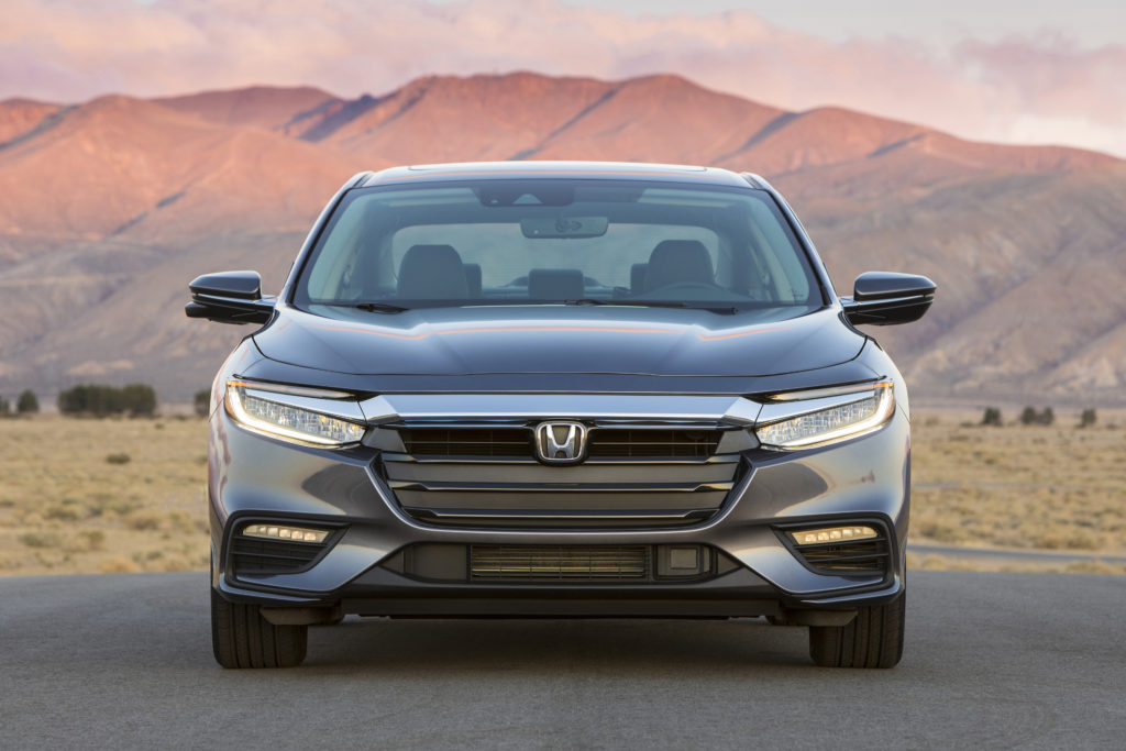 55 mpg-in-city 2019 Honda Insight hybrid to have Civic ...