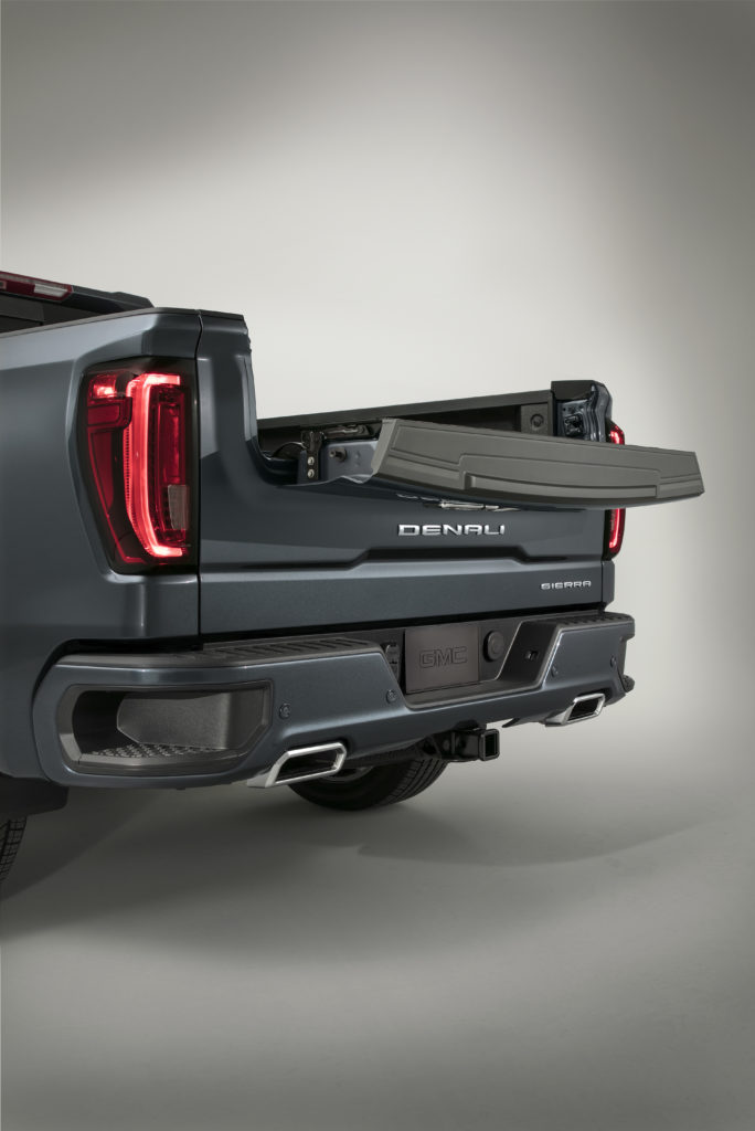 2019 GMC Sierra Denali will have carbon-fiber bed option ...