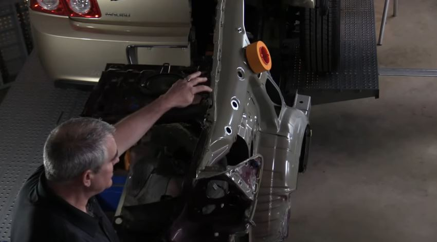 Repair U': The science behind why auto body shops can't